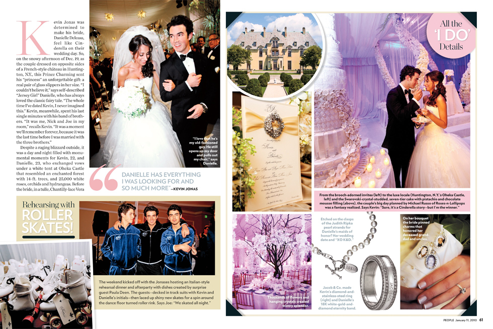 Print kevin jonas says i do people magazine 2010 for 116 west 23rd street 5th floor new york ny 10011